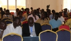 Presentateurs au mini-symposium eau et environnement