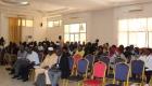 Participants au mini-symposium eau et environnement